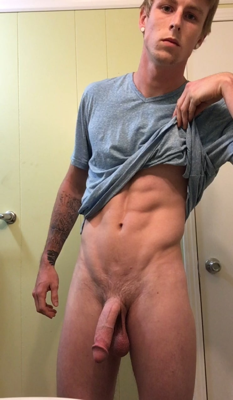 Fit Boy Cut Cock